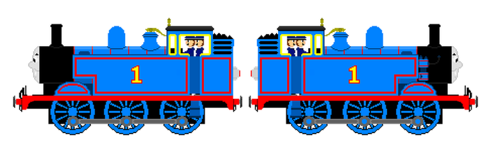 New update For Thomas by AmazingNascar221