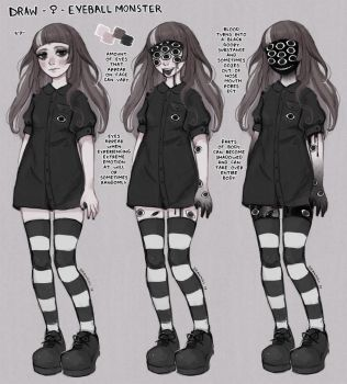 Persona Ref by DrawKill