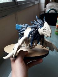WIP: Raven Lord #11 by Ikvite
