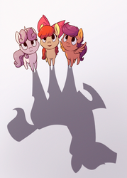 Hearts strong as horses by 28GoodDays