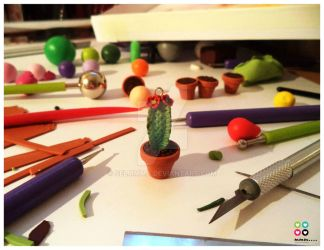 Cactus by Selmmma