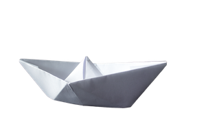 Paperboat 3 by SpellpearlArts