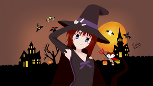 Halloween by Rinkahisa-Oficial