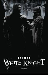 BATMAN WHITE KNIGHT by DCTrad