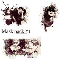 Mask pack #1. by My-Graphic