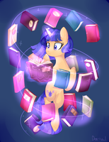 Books and Spells by DarlyJay