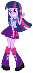 Vector - EqG Twilight (Remake) by SketchMCreations