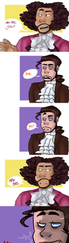 HAMILTON COMIC by SPICEY-LEMON