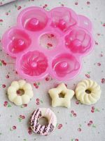 sweet party donut mold by li-sa