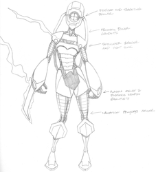 Power Suit 2 by wydelode