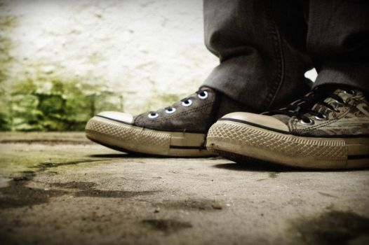 Converse All Star I by itarciodesign