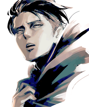 An Eye for an Eye - Blind!Levi x Magical!Reader by what-the-honk on