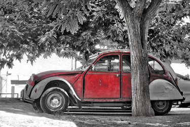 Another 2CV by TAK-KAT