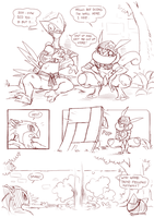 Foreign Shadows  page 20 draft by ChillySunDance