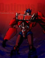 TFP - Optimus Prime by lorna-ka