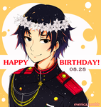 ONS: Bday Guren by evenica