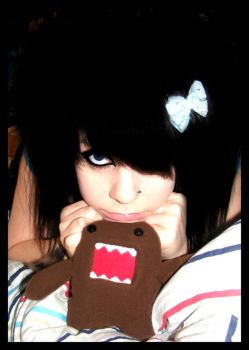 Kawaii, Domo by SailorxSaturn