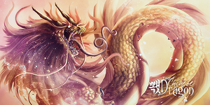 The Chinese Dragon by Isaac251