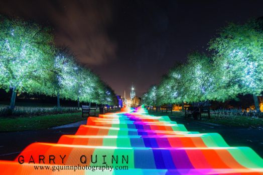 Rainbow roads by themighty