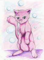 Mew by RACHLOVEDRAW