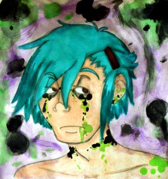 GIFT: Waste for Ren by BlitheBassoon