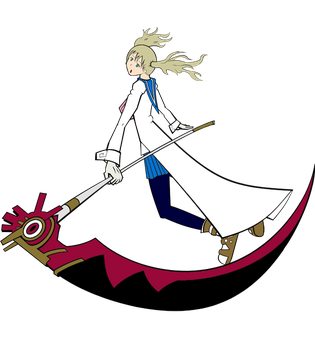 Maka and Soul Spartoi by 4thWarmasterKais