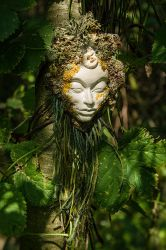 Forest Moss Devi by DrMcKenna