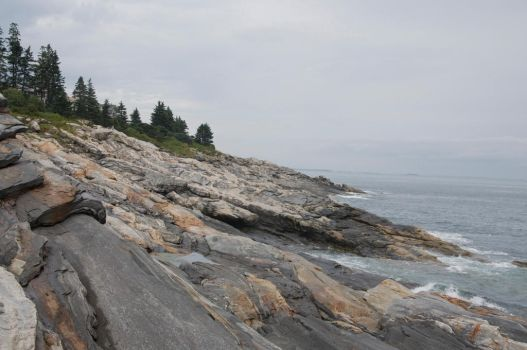 Pemaquid Point Lighthouse 19 by FairieGoodMother