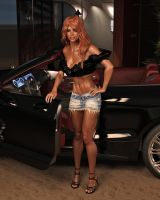 Casey Reed 076 by Cosmics-3D-Angels