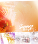 Texture Pack O2 - Light Flowers by HollywoodParty
