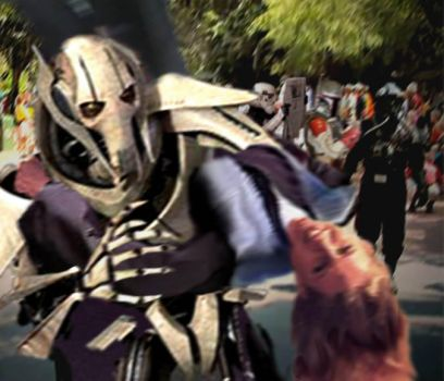 Grievous loosens up... by FugueState