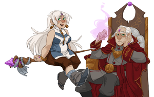 WIZARDS by SlackWater