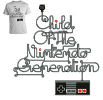 Nintendo Generation Child by logaan