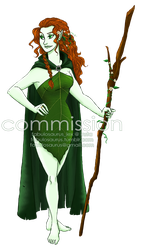 Commission - Nature's Witness by Alexiel-VIII