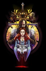 Game of Thrones: The Blood Maiden by Gone-Batty