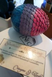 Bisexual Dragon Egg - Pride Flag Series by TheFCShop