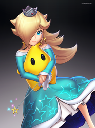 Rosalina (Ultimate) by hybridmink