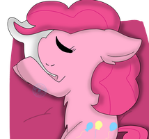 Pinkie Pie - Sleepy pony by xmagicaldreamsx
