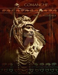 Comanche First people's power by renemarcel27