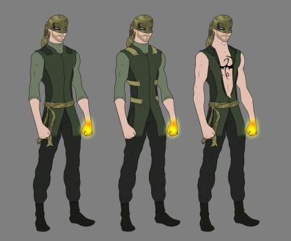 Iron Fist MCU Concept by RandomFilmsOnline