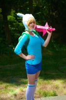 Fionna: Lady Warrior of Aaa by AnyaPanda