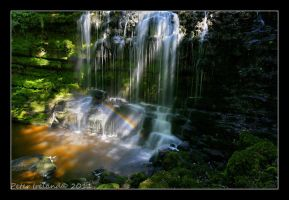 Rainbow at Scaleber by Pistolpete2007