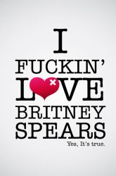 I love Britney by catolove
