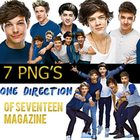 1DIRECTION Pack PNG LEER DESCRIPCION PARA DESCARGA by ByMemiiEditions