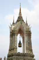 Thai temple stock 21 by Random-Acts-Stock