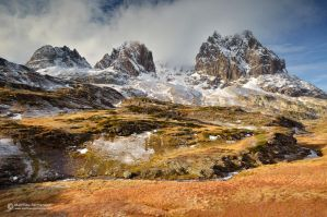 Prelude to winter by matthieu-parmentier