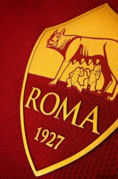 A.S. Roma - iPhone 6 Wallpaper Light by Belthazor78