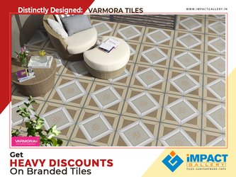Make your Home look Alive with Varmora Tiles by ImpactTileGallery