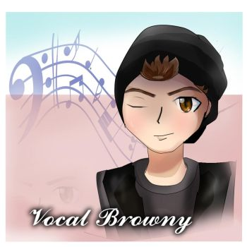 Vocal Browny - Youtuber - AVI by EmmalineEucliffe