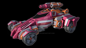 Firestorm Elita-1 - Vehicle Mode by Galvanitro